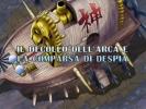 Il decollo dell'arca e la comparsa di Despia
