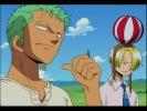 Sanji e Zoro alle prese con il secondo round