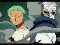 Zoro affronta Ryuma