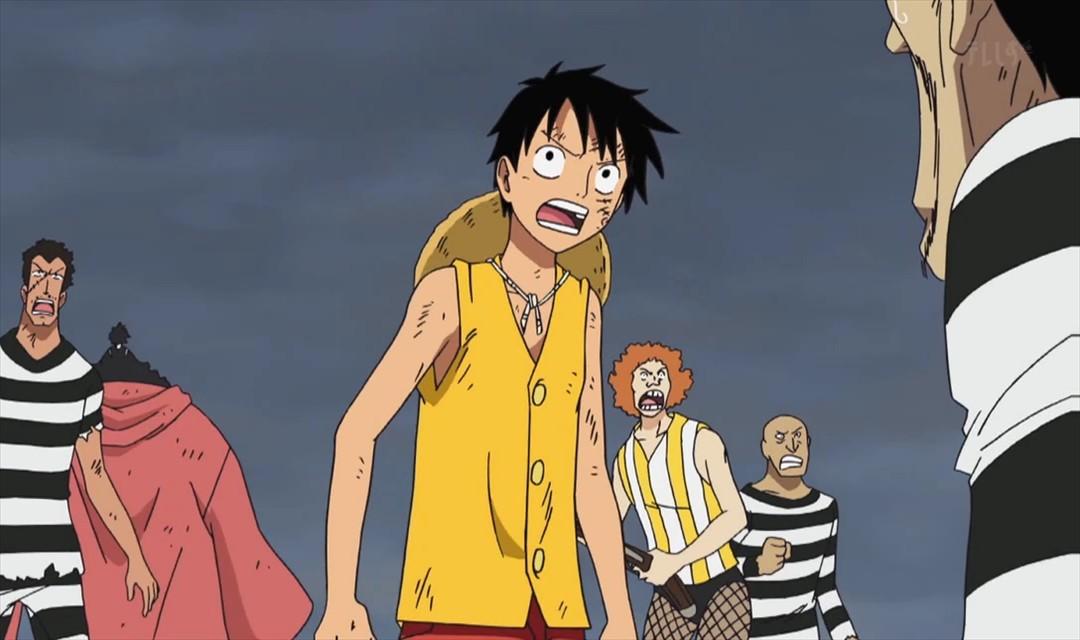 [Tv-Japan] One Piece 451 Raw [1080x640 H264] (1)