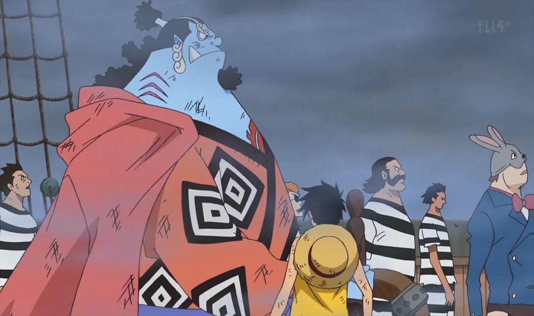 [Tv-Japan] One Piece 451 Raw [1080x640 H264] (2)
