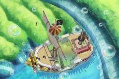 [Zero-Raws] One Piece - 519 (CX 1280x720 VFR x264 AAC) (1)