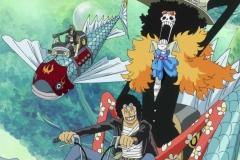 [Zero-Raws] One Piece - 521 (CX 1280x720 VFR x264 AAC) (1)