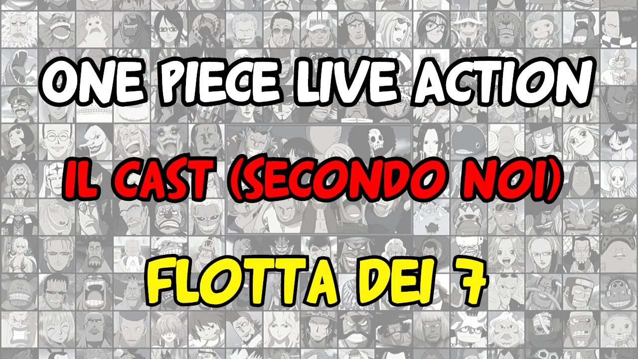 one piece live action