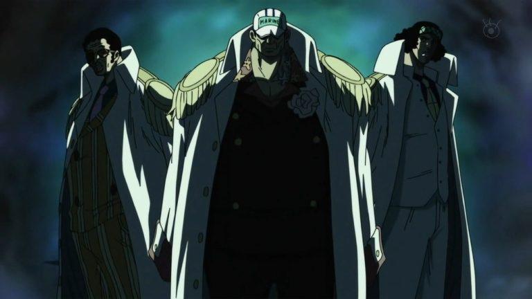 Episodio 458 – I tre Ammiragli