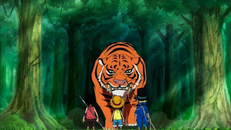 Episodio 499 – La tigre gigante