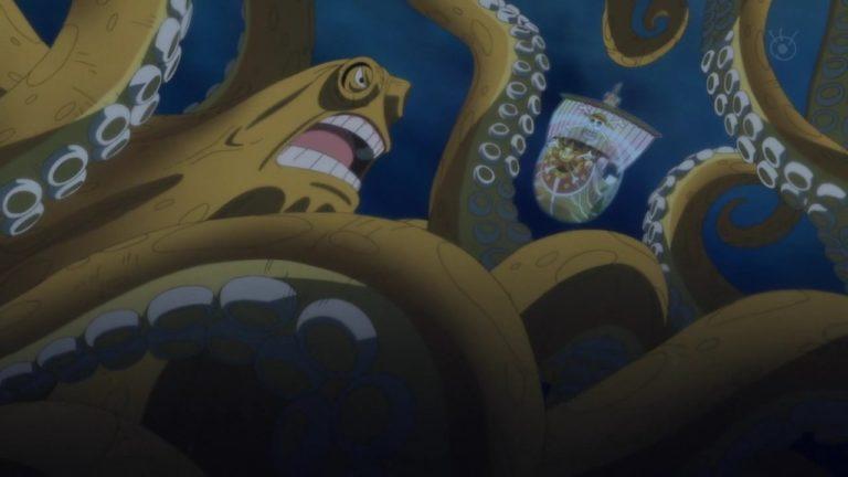 Episodio 524 – Il leggendario mostro marino