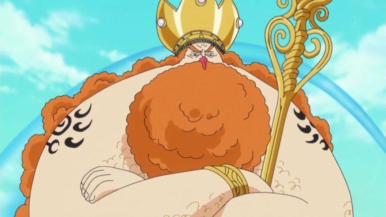 Episodio 530 – Il re dell'isola degli uomini-pesce