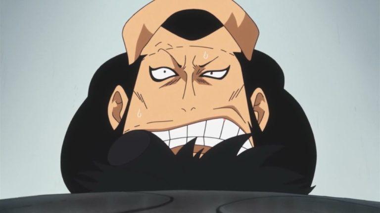 Episodio 581 – La ciurma è confusa! Appare lo scioccante samurai decapitato!