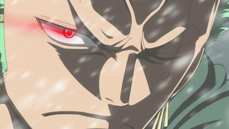 Episodio 613 – L'esplosione della tecnica segreta! Il più forte stile ad una spada di Zoro!