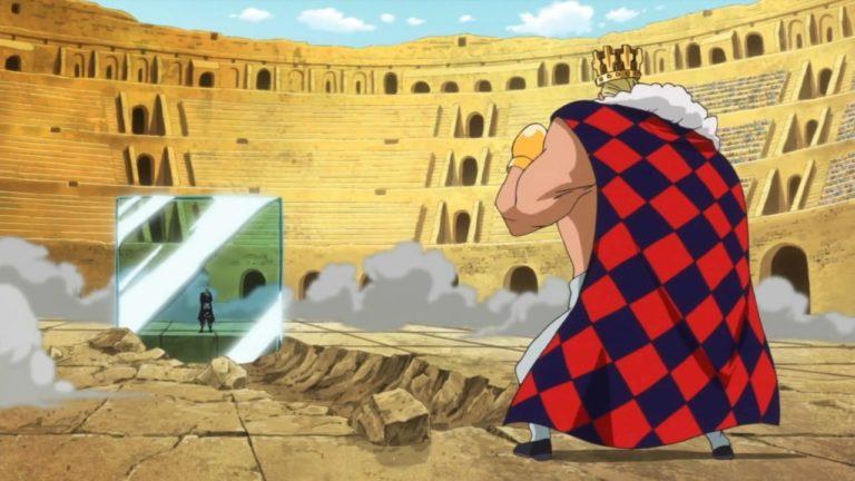 Episodio 638 – Un colpo letale! Lo sbalorditivo pugno del re