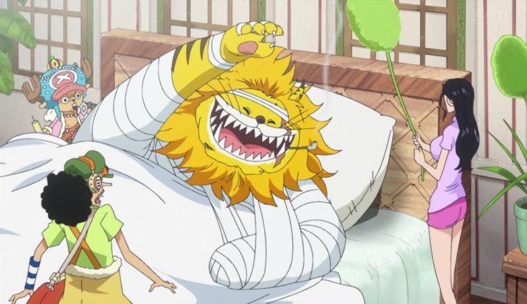 Episodio 765 – Andiamo a vedere il potente Gatto-vipera