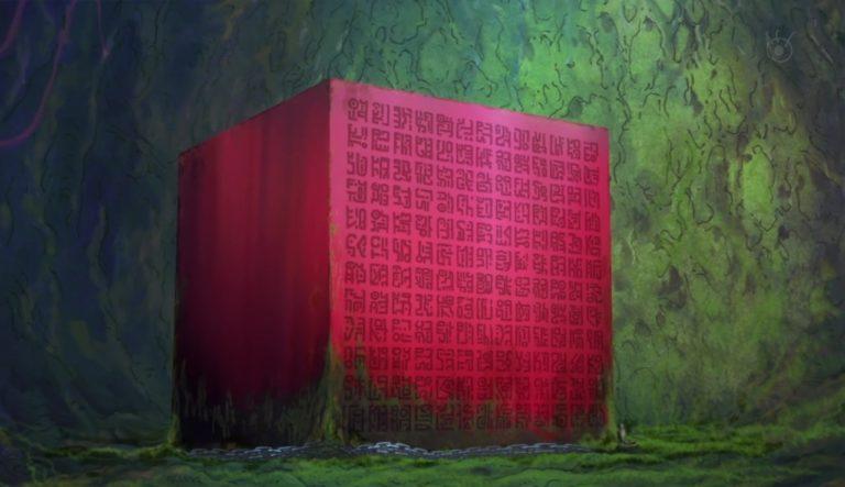 Episodio 769 – Una pietra rossa! Una guida per lo One Piece