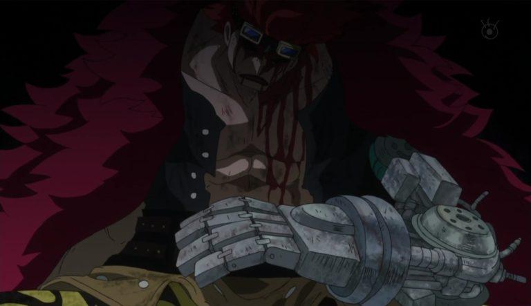 Episodio 779 – Il ritorno di Kaido – La peggior generazione minacciata!