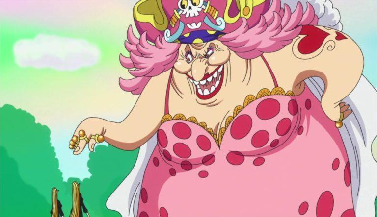 Episodio 786 – Tottoland! Big Mom uno degli imperatori appare