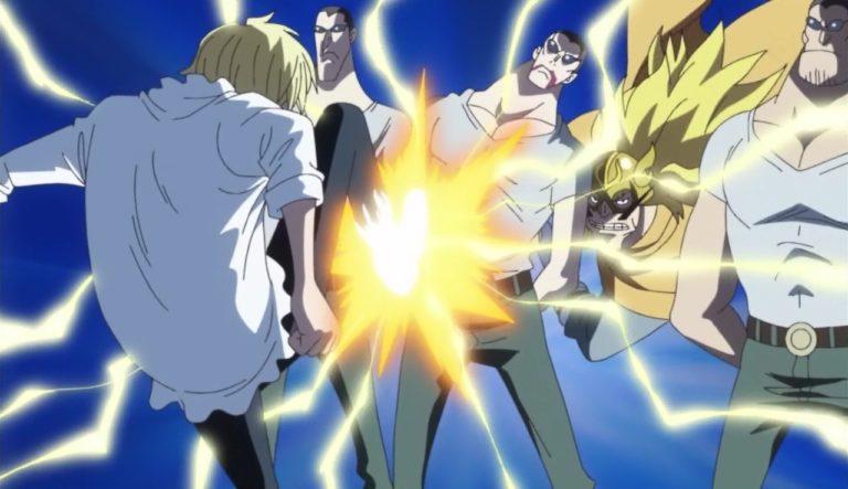 Episodio 794 – Una battaglia tra padre e figlio – Judge contro Sanji!
