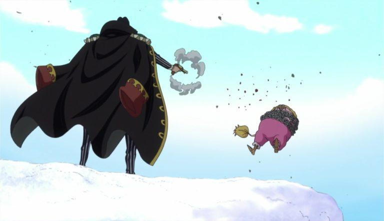 Episodio 795 – Grande ambizione – Big Mom e Caesar