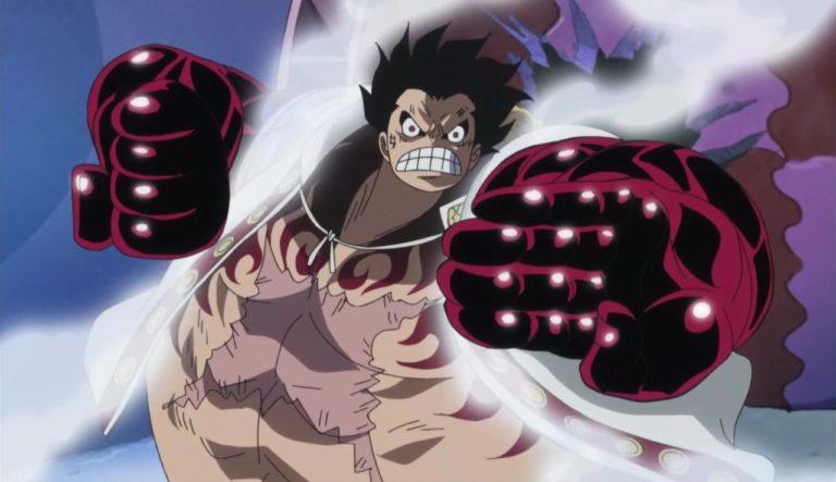 Episodio 799 – Scontro a piena potenza – Gear Fourth vs il potere Bis Bis