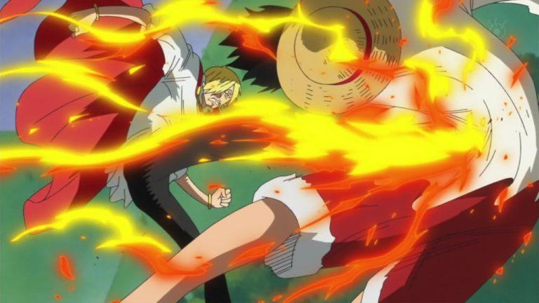 Episodio 808 – Il duello più triste – Rufy vs Sanji (parte 2)