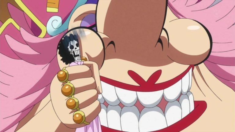 Episodio 822 – Deciso a dire addio – Sanji e il pranzo di Cappello di paglia