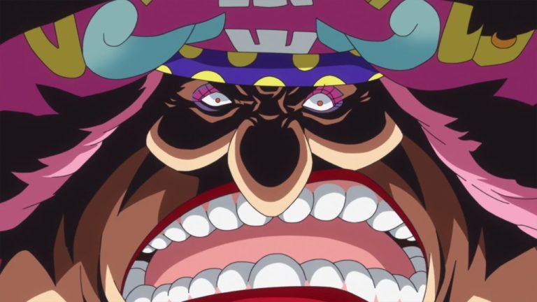 Episodio 833 – Offrendo una tazza di sakè! Il cavalleresco Jinbe ripaga il suo debito