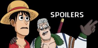 one piece spoiler capitolo 915