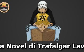 novel trafalgar law