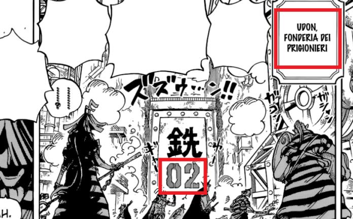 One Piece Capitolo 947: Pietro D. Savastano   OnePiece.it