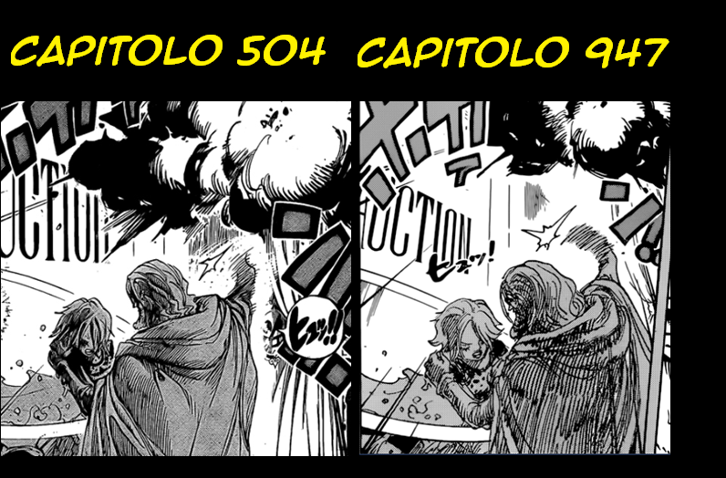 one piece capitolo 947
