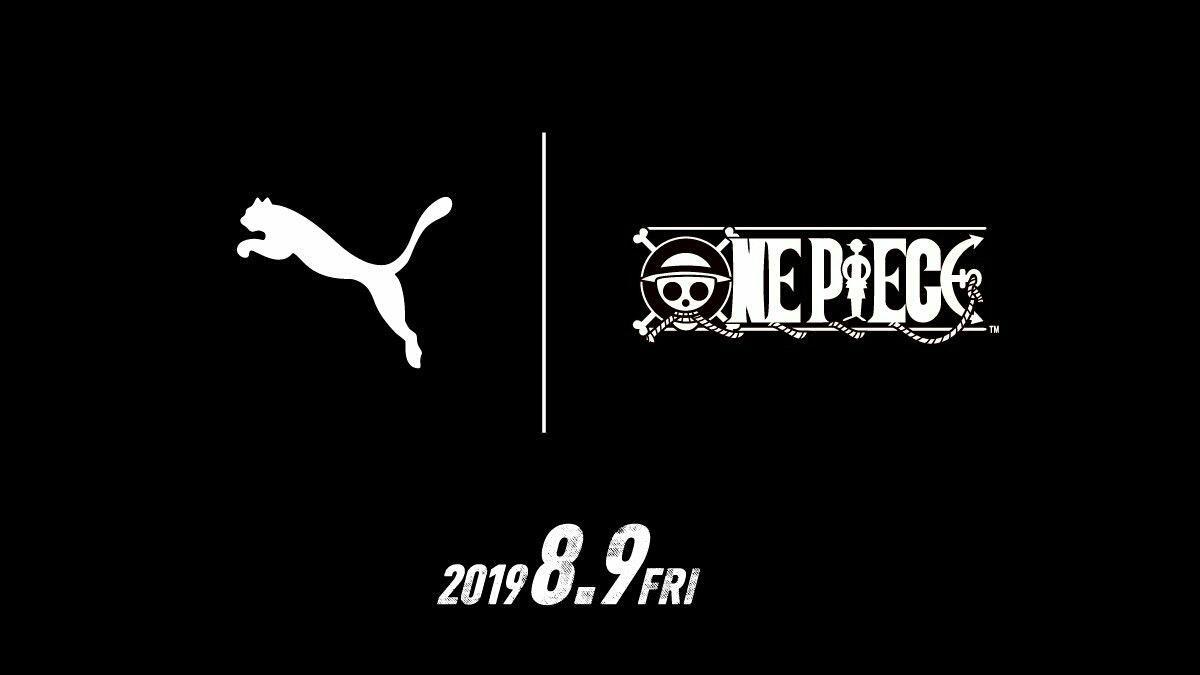 One Piece e Puma si uniscono per una nuova linea di scarpe
