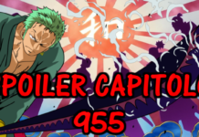 one piece spoiler capitolo 955