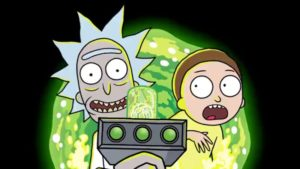 Rick e Morty nella quarta stagione