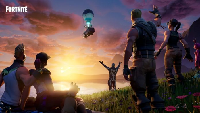 Fortnite Evento The End, Stagione 10