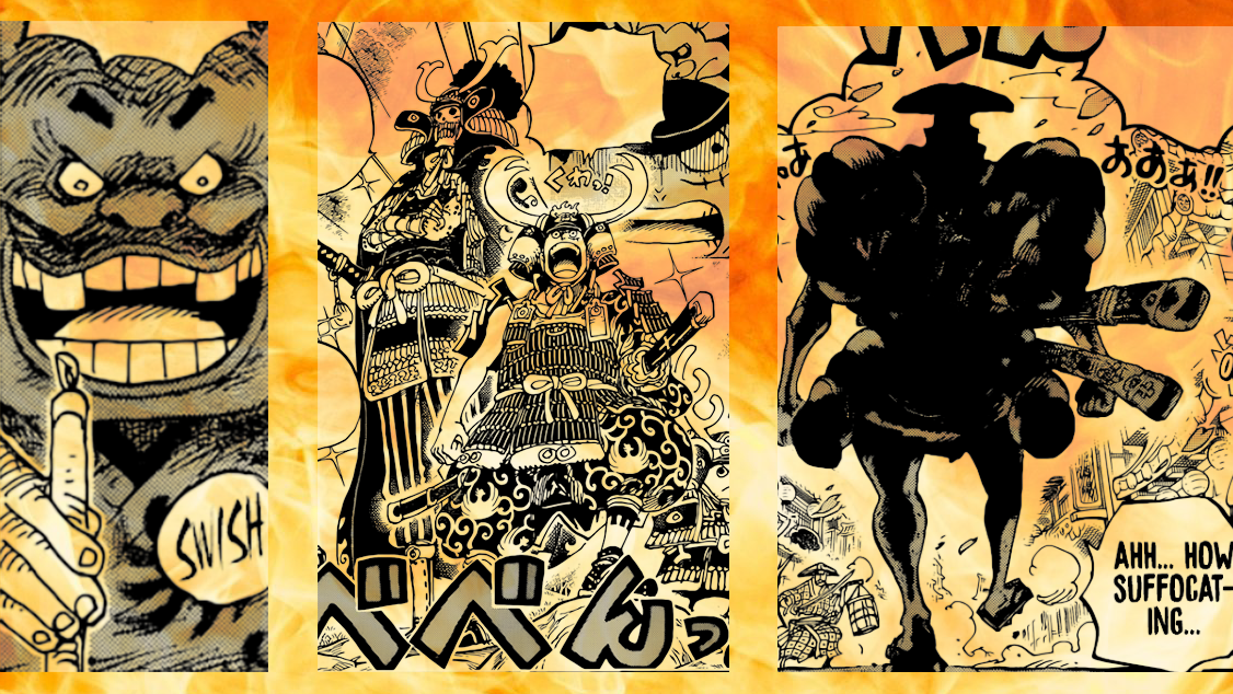 one piece capitolo 959