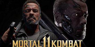 Terminator personaggio di Mortal Kombat