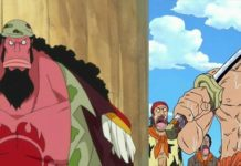 Leggende One Piece