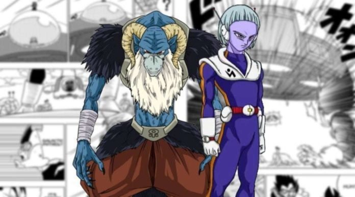 moro e merus dragon ball super