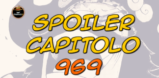 one piece spoiler capitolo 969