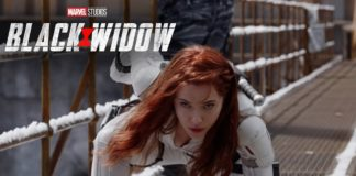 black widow marvel teaser