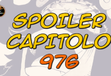 one piece spoiler capitolo 976