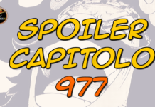 one piece spoiler capitolo 977