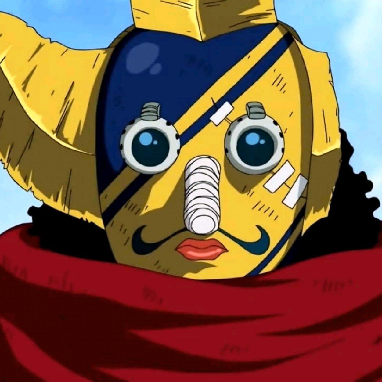 usop maschera