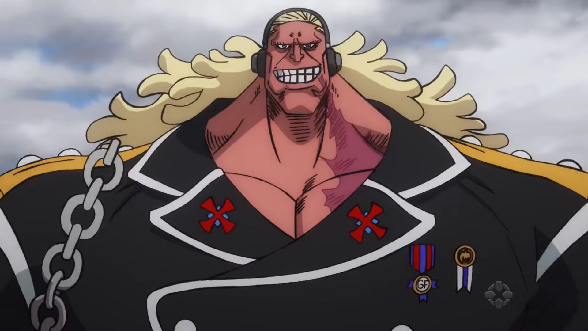 Addio a Roberto Draghetti, voce di Douglas Bullet in One Piece ...