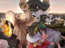 one piece capitolo 995