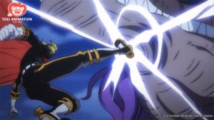 migliori combattimenti di Sanji
