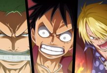one piece leggende