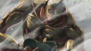 titano corazzato migliori villain di attack on titan