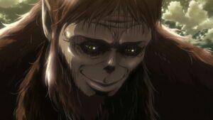 titano bestia migliori villain di attack on titan