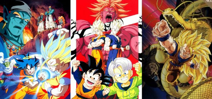 film di dragon ball z