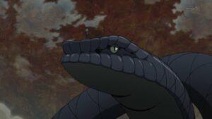 serpente sasuke